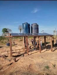 Título do anúncio: Bomba solar: pecuária, irrigação, residência e industria.