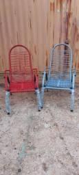 Título do anúncio: Cadeiras de fios novas!