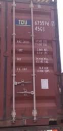 Título do anúncio: Vendo Container de 40 pés HC