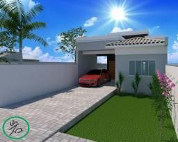 Casa com 3 dormitórios sendo 1 suíte à venda, 93 m² por R$ 430.000 - Jardim Paraíso II - S
