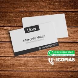 Cartão para UBER