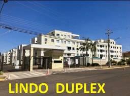 Título do anúncio: Lindo Apartamento Duplex Tiradentes Residencial Ciudad de Vigo**Venda**