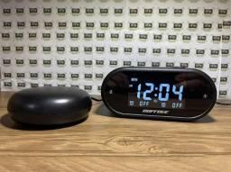 Título do anúncio: Relógio Despertador Vibração Para Surdo/def. Aud.