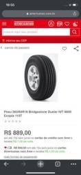 Pneu R18 Bridgestone