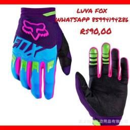 Luva motocross Fox
