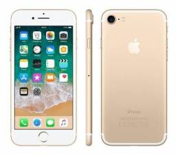 iPhone 7 Gold 128GB DE VITRINE A PRONTA ENTREGA!