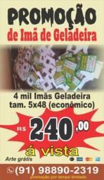 Título do anúncio: 4 mil imã de geladeira por R$ 240
