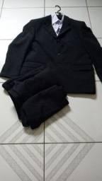 Desapegando Ou troco um terno preto completo