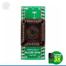 Adaptador PLCC32 - DIP32