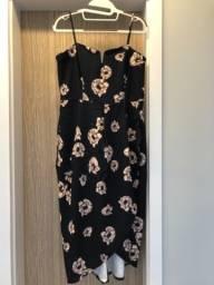 Título do anúncio: Vestido midi Maria Filó