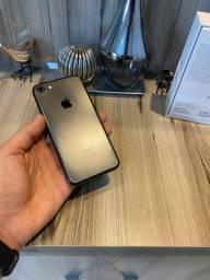IPHONE 7 32GB BLACK / 12X sem Juros *