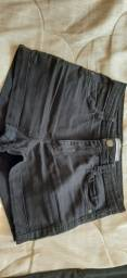 shorts preto