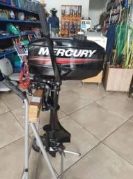 Título do anúncio: Motor Mercury 3.3 Hp