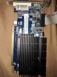 Placa de vídeo Nvidia 1 GB ddr3