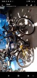Bike pra rolo em Mobilete com volta minha