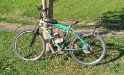 Título do anúncio: Vendo bicicleta de motor