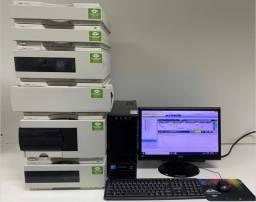 Título do anúncio: Cromatógrafo Líquido Agilent 1100