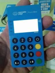 Título do anúncio: Maquininha para cartão com chip e NFC (aproximação)