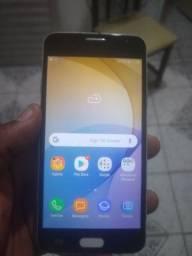 Samsung Galaxy J5 Prime 32gb 4g Dual Chip Seminovo<br>Célula novo $ 350.00 zap *