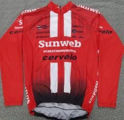 Camisa Ciclismo manga longa G Nova