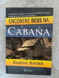 Encontre Deus na cabana