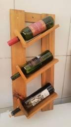 Título do anúncio: Adega 3 vinhos