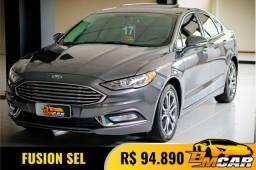 Ford Fusion SEL 2.0 Ecobo. 16V 248cv Aut. 2017 Gasolina