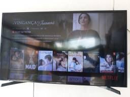 Título do anúncio: Tv smart 40 polegadas Samsung faço entrega aceito pix
