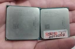 Título do anúncio: Processadores AMD Am3 Fx  6100 // Athlon II 270
