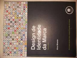 Livro design de identidade da marca