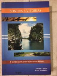 Livro Sonhos e vitórias