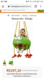 Título do anúncio: Balance tipo sapinho
