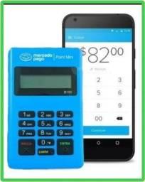Título do anúncio: Máquina cartão de crédito e débito