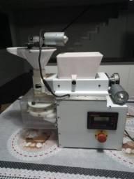 Máquina de salgado e masseira