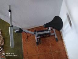 Título do anúncio: Vendo bicicleta ergométrica