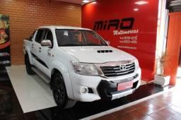 Título do anúncio: Toyota Hilux Cabine Dupla SR 4P