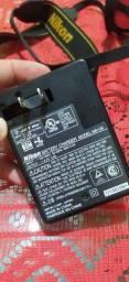 Título do anúncio: Carregador Nikon Modelo : MH-24