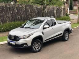 Título do anúncio: Nova Fiat strada 1.3 2021