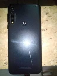 Título do anúncio: Moto g8 play novo 1 mês de uso novo