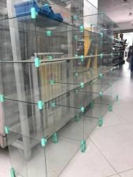 Título do anúncio: Balcao de vidro