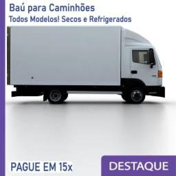 Título do anúncio: Baú Refrigerado e Baú Seco para Caminhão Modelo Anos 2012... Z 404