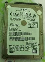 HD SATA 750GB HITACHI