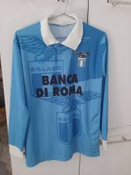 Camisa de Futebol Lazio Itália