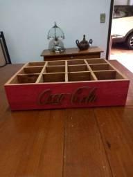 Título do anúncio: Engradado Coca-Cola retro.