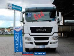 MAN MAN TGX 29440 TGX 29.440 6x4 2p (diesel)(E5) 2016/2017 Via Trucks | Unidade Contagem
