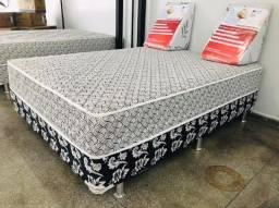 Título do anúncio: cama cama casal mola *-*-*-*-/*/*-*-/