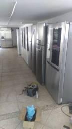 Conserto de máquina de lavar e refrigeração