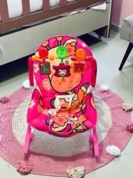 Cadeira Infantil Vibra e Balança
