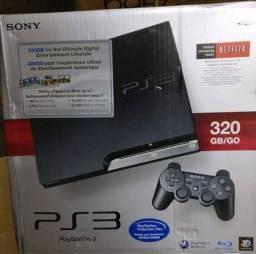Playstation 3 Desbloqueado HD 320GB