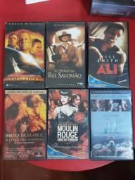 Filmes em Vhs diversos R$10 cada